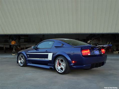 tuned mustang pure power motorsports ford shadrach mustang gt car tuning