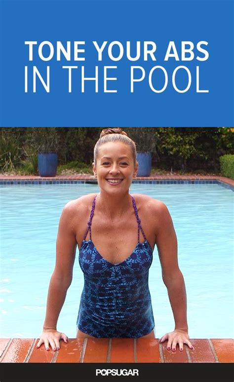 stay cool and get 6 pack abs with our pool workout summer swimming and beaches