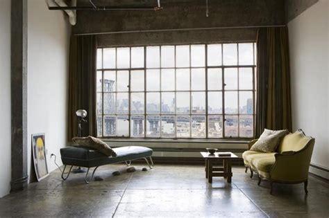 un loft new yorkais 224 la d 233 coration minimaliste d 233 pouill 233 e
