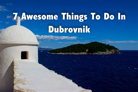 awesome     dubrovnik