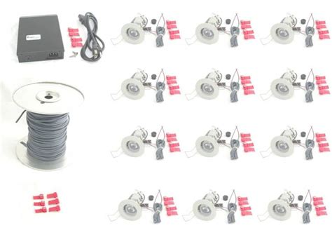 led soffit lighting kits easy outdoor led light kits for your soffit