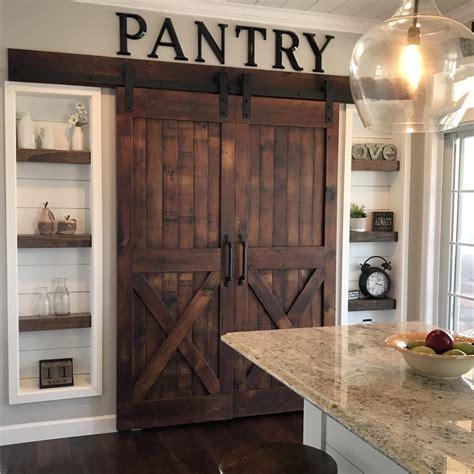 barn doors    pantry furniture   barn