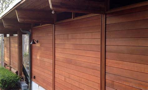 Redwood Shiplap by Shiplap Siding Custom Milled 1x6 Channel Pattern Profile