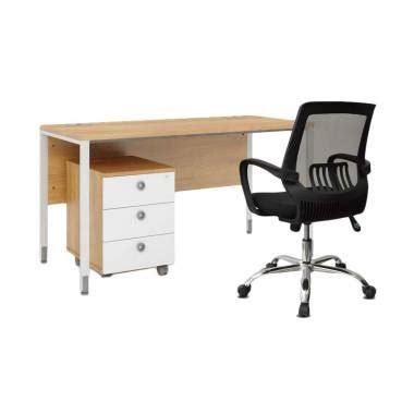 blibli office jakarta jual highpoint terra01 far001 kozy terra office set meja