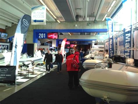 inflatable boats richmond bc vancouver international boat show 2014 dueck marine