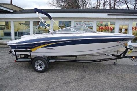 deck boat for sale michigan used deck boat four winns boats for sale in michigan