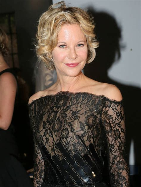 how does meg ryan look so young meg ryan is barely recognisable in first public appearance