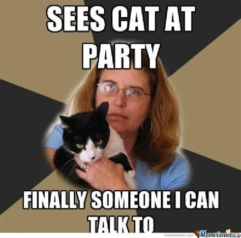 Cat Lady Meme - crazy cat lady meme idk i m trying for it by