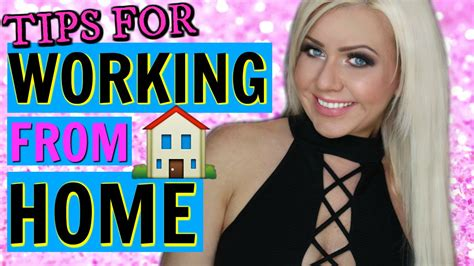 working from home 6 tips for success boost your