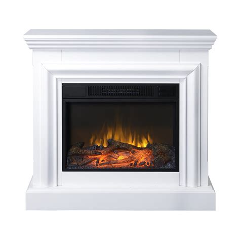 homestar flamelux thames 38 in electric fireplace mantel