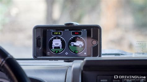 Jeep Inclinometer 8 Great Ios Apps For Your Road Adventures Drivingline
