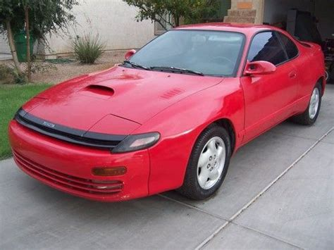 toyota awd hatchback buy used 1991 toyota celica all trac turbo awd hatchback 2