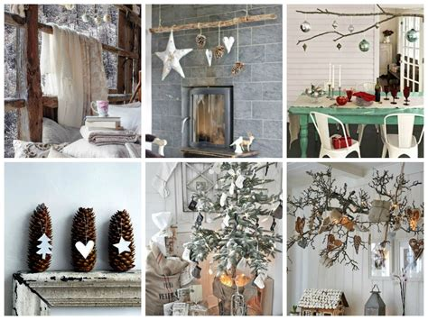 rustic crhistmas decor ideas desired home