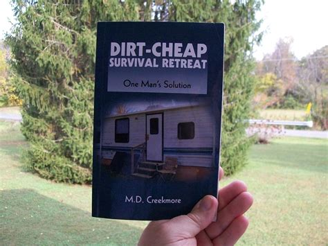 the dirt cheap survival retreat one s solution books blind knives woodsman pro review woods monkey
