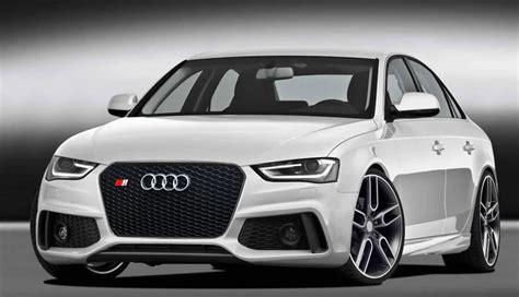 Audi A4 B8 S Line Body Kit by Body Kit Styling Audi A4 B8 2013 Facelift Caractere