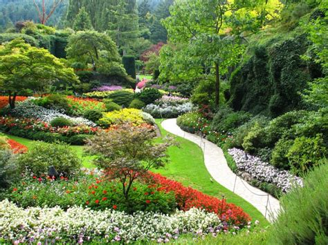 Butchart Gardens Tours by B C Travel Deal Offers Tours Of Gardens