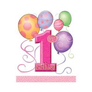 1 geburtstag dekoration 1 geburtstag m 228 dchen ballons baby kindergeburtstag