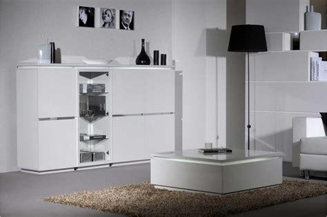 Formidable Meuble Salle A Manger Blanc Laque #1: meuble-de-rangement-blanc-laque.jpg