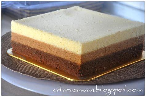 cara membuat cheese cake coklat kukus image gallery kek lapis kukus