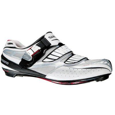 wide road bike shoes shimano men s wide road cycling shoes sh r240e 41