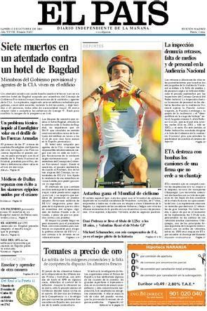 titulares los titulares de las noticias de hoy en la titulares los titulares de las noticias de hoy en la