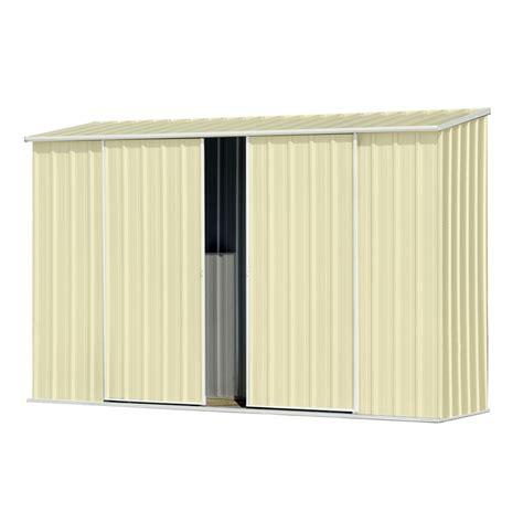 Gardenpro Sheds by Garden Pro 3 0m X 0 78m X 1 95m Trimslider Door