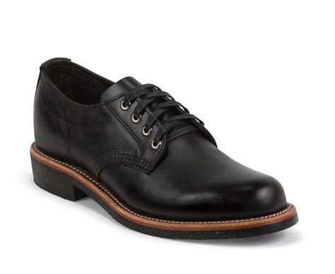 chippewa oxford shoes chippewa black service oxford shoe