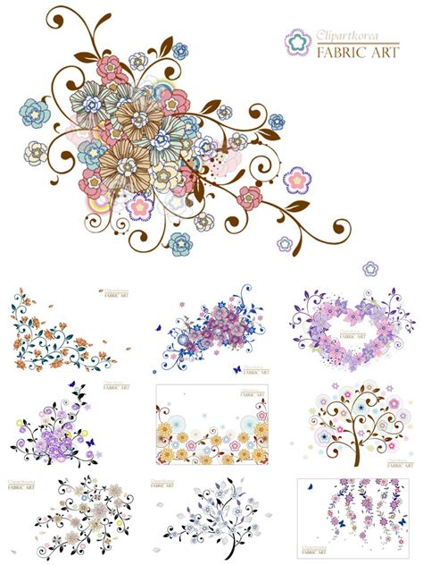 decorative vector graphics blog page 39 floral vector graphics blog page 23