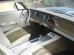 1966 chevy impala ss hardtop convertible interior