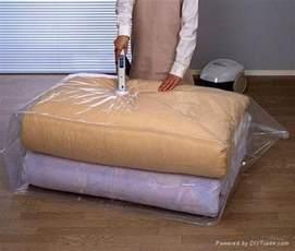 vacuum storage bag for mattress pa pe material