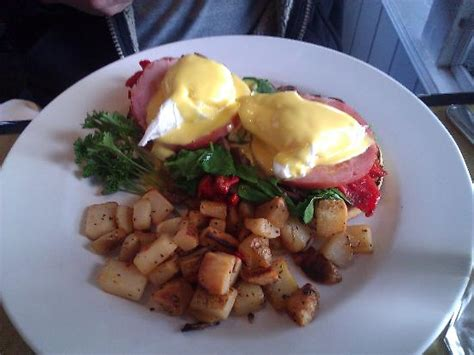 the cottage restaurant la jolla la jolla benedict picture of cottage la jolla tripadvisor