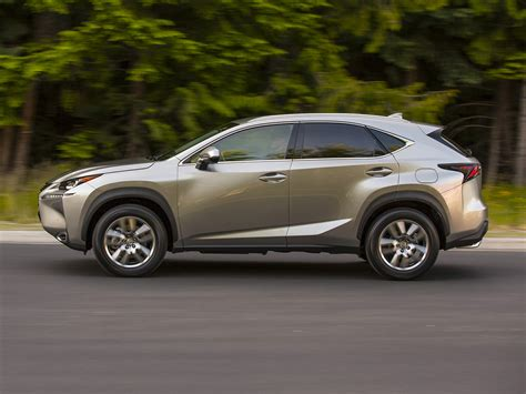 New 2017 Lexus Nx 200t Price Photos Reviews Safety