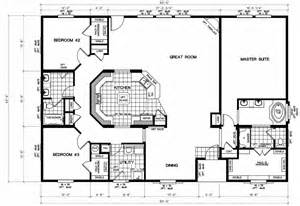 triple wide manufactured home floor plans triplewide floor plans house plans