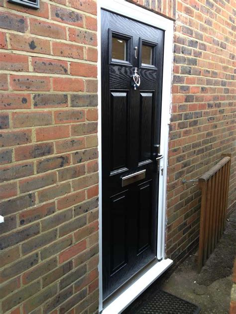 Front Entrance Doors Exterior Doors Replacement Surrey Front Door Furniture Chrome