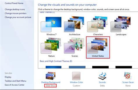 slideshow themes windows 10 windows 10 background wallpaper slideshow wallpapersafari
