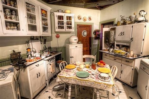 1940s Kitchen by Pin By Richardson On For The Home