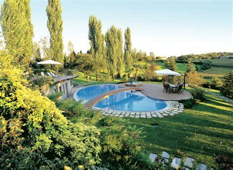 esempi di giardini privati giardini