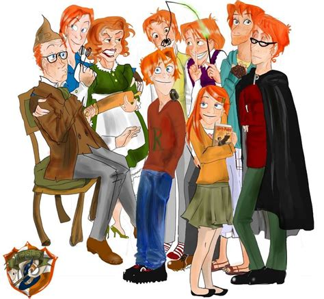 the weasley family by kendrakickz0220 on deviantart 17 best images about the weasley family on pinterest
