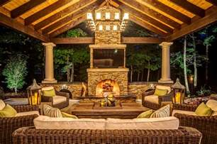 Outdoor Patio Lighting Ideas by Rustic Outdoor Lighting Ideas For Your Rustic Porch And