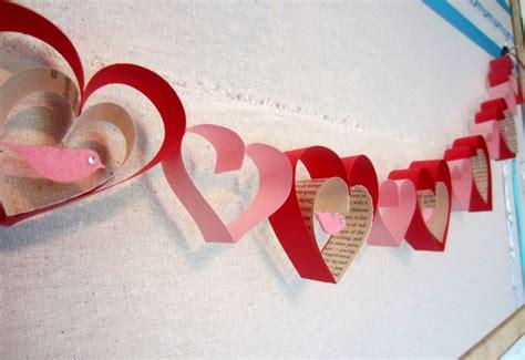 valentinstag deko basteln basteln valentinstag deko zum valentinstag freshouse