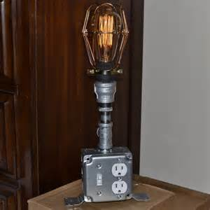 Home Decorators Lamps Upscaled Recycled Industrial Lamp Home Decor Lighting