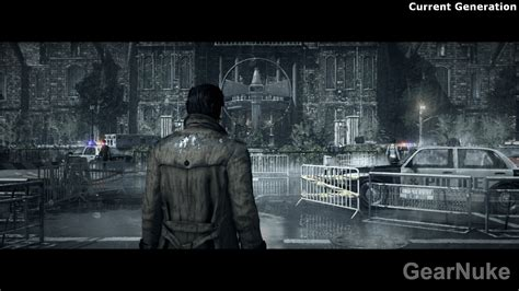 Ps4 Evil Within 1 the evil within pc vs current comparison ps4 version looks great but has performance issues