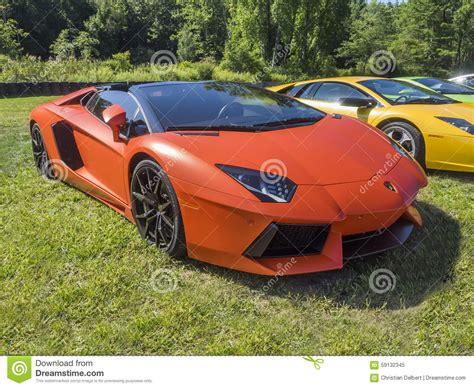 lamborghini sports car images lamborghini aventador sports car editorial image image