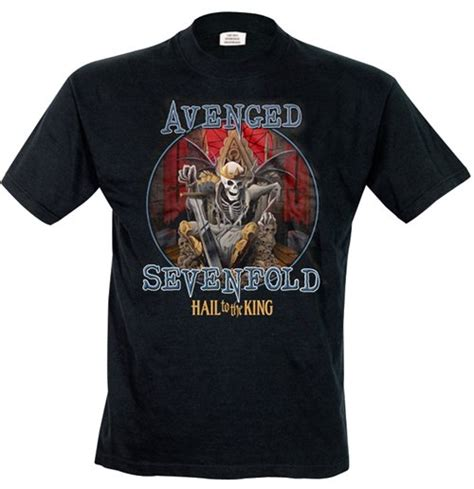 avenged sevenfold deadly rule t shirt for only 163 17 42