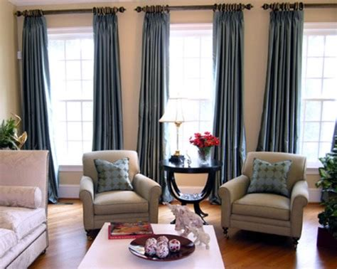 Curtains And Drapes Ideas Living Room Living Room Curtain Ideas