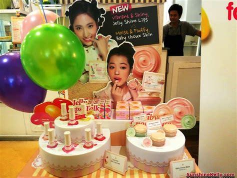Sweet Recipe Baby Choux Base Spf 25 Ppa 2 Berry Choux Sachet fashion lifestyle travel