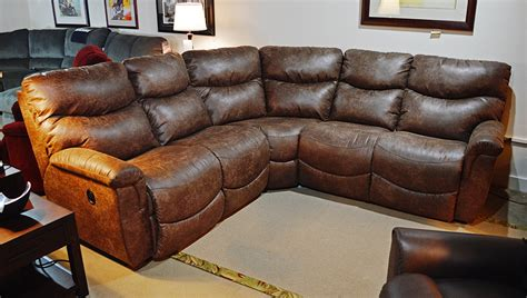 lazy boy sectionals la z boy james sectional harris family furniture