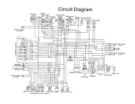 ktm light switch wiring diagram wiring diagram with