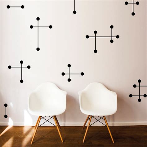 eames pattern wallpaper midcentury wall decals archives 171 the frugal materialist