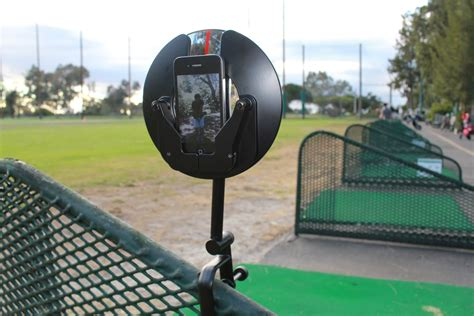 swing monitor golfreflection swing monitor mirror by golfreflection